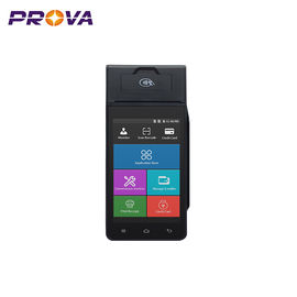 China Capacitive Touch Screen Android Handheld Terminal For Mobile Payment factory