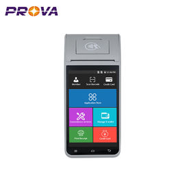 China Android 5.1/7/9 Smart Pos Payment Terminal With 2D Barcode Scanner factory