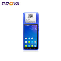 China Easy Using Android Handheld Terminal Super Endurance Battery Life factory
