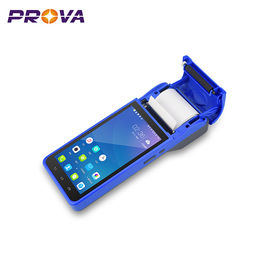 China Smart Android Handheld Pos , Android Handheld Device With Printer factory