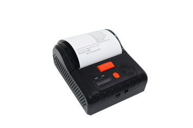 China 80mm Compact Portable Wireless Printers With Rechargeable Lithium Battery factory