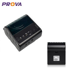 Bluetooth Portable Wireless Printer , 80mm Portable Mini Thermal Printer