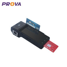 China 4G Smart Android Handheld Pos Terminal With High Speed Thermal Printer factory