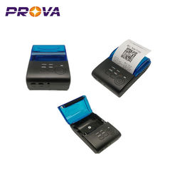 China Light Weight 58mm Thermal Printer Using Rechargeable Lithium Battery factory