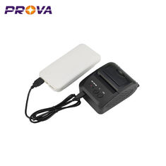 China Portable 58mm Thermal Printer USB / Bluetooth 4.0 Interfaces CE Approval factory
