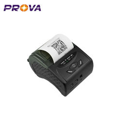 China PROVA Mobile Thermal Receipt Printer , 58mm Portable Thermal Bluetooth Printer factory