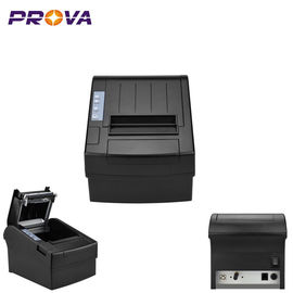 China WIFI Desktop Thermal Label Printer , 80mm Receipt Printer With Auto Cutter factory
