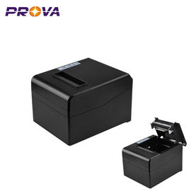 Desktop 80mm Thermal Printer Easy Loading Support Multi Languages