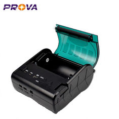 Compact 80mm Receipt Printer , 80mm Series Printer Support QR Code / Barcode