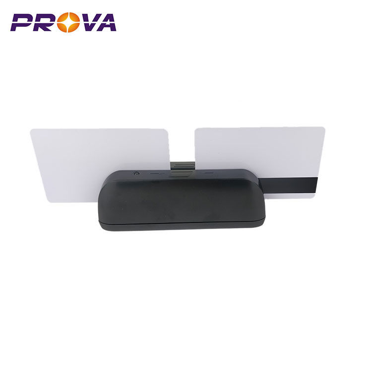 Dual Heads MSR Magnetic Card Reader For Shopping Mall / Supermarket supplier