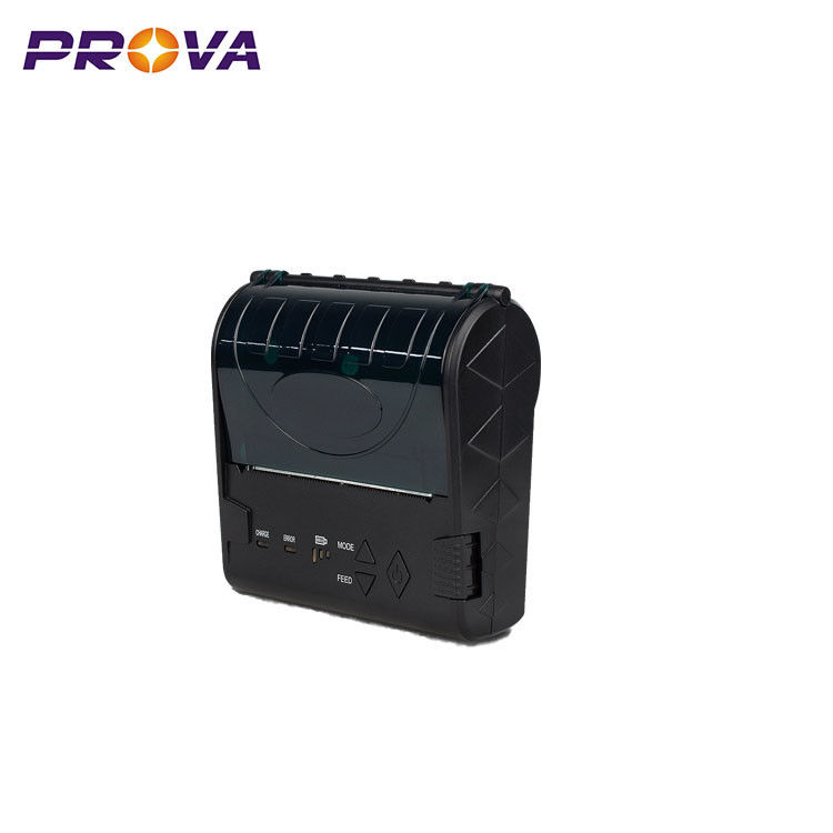 Portable 80mm Thermal Printer Support Multi Languages With 12 Months Warranty supplier